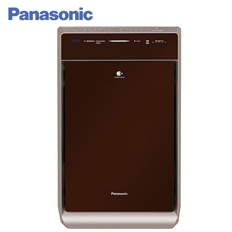 Panasonic F-VXK70R-T Air Purifier Humidifier 4 L Purification of air with nano-particles Triple Air Filtration System