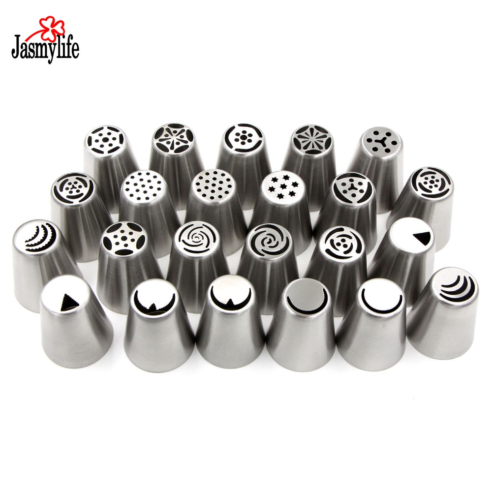 Cake Decorating Icing Tubes