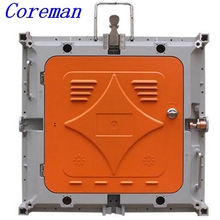 Coreman RGB video smd SMD full color P4 indoor led display screen for rental cabinet P2.5 P3 P5 P6