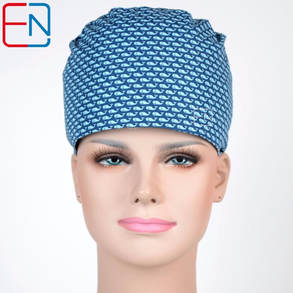 unisex medical scrub cap/hats