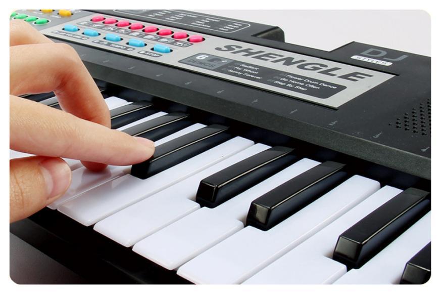 2017 New Piano 61 Keys Digital Music Electronic Keyboard Gift ...