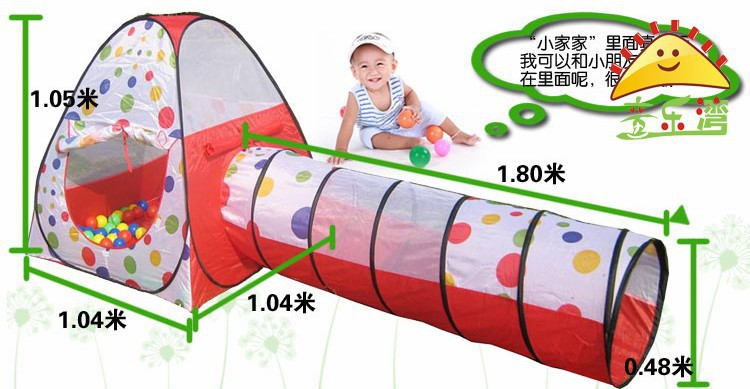 Christmas gifts Play tents house circle Colorpoint Kids child toy tent Game House Tent Collapsible Play Crawl Tunnel tube toys-in Toy Tents from Toys ...  sc 1 st  AliExpress.com & Christmas gifts Play tents house circle Colorpoint Kids child toy ...