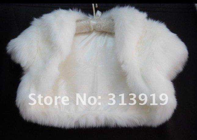 Свадебная меховая болеро куртка для свадебного платья или вечерних платьев