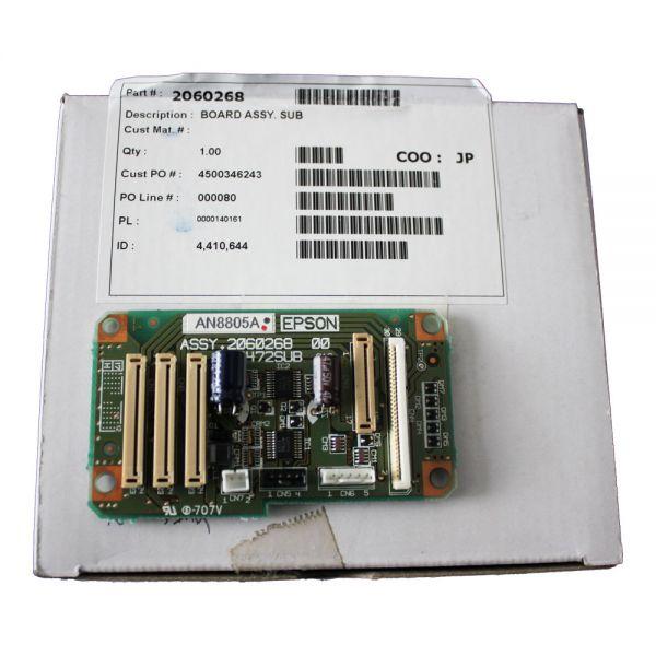 Stylus Pro 7600/9600 CR Board-printer parts F186000/DX4/DX5/DX7 цена 2017