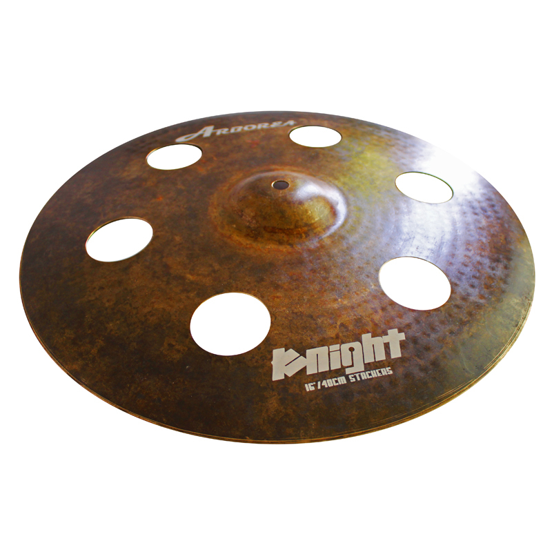 Best Sell Knight series 16'' Effect Cymbal for sale handmade b20 cymbal dragon 16 o zone cymbal