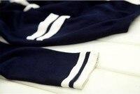 бесплатная доставка весна новый высокого качества европейский и американский мода знак колледж ветер длинный кардиган свитер