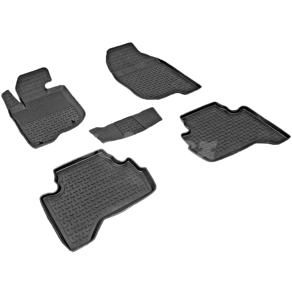 Rubber floor mats for Mitsubishi L200 2006 2008 2009 2010 2011 2012 2013 2014 2015 Seintex 83325 fender eliminator license plate bracket kit set for yamaha yzf r1 2009 2010 2011 2012 2013 2014 moto accessories