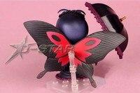 """бесплатная доставка CPT 4 """"третья разгона мир аниме kuroyukihime уход за кожей лица человек пвх действий рис модель из коллекции игрушка в подарок #249"""