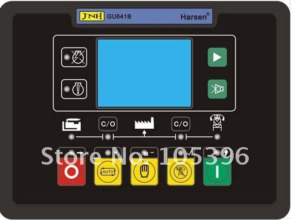 Быстрая GU641B контроллер генератора