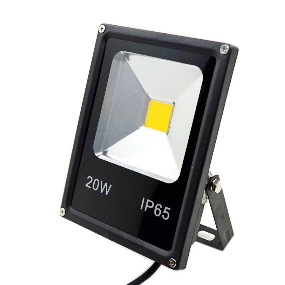 Flood 20w Led Outdoor Lampe 50w Ip65 Spotlight Street Refletor Waterproof Cob Light In 10w 30w Projecteur 99glw Exterieur Us8 1KJFcTl
