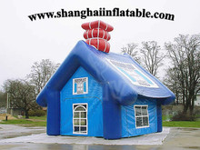 good quality customized oxford colorful inflatable sun shelter/ inflatable tent camping tent for kids