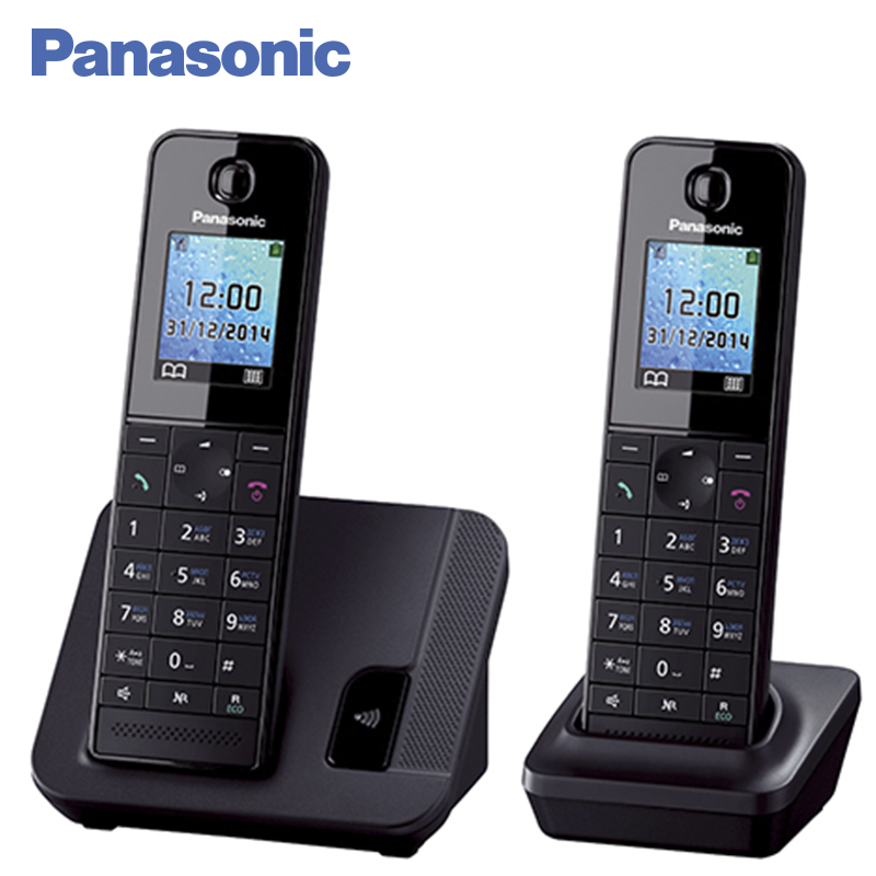 Panasonic KX-TGH212RUB DECT phone, Intelligent remote child care, Reducing the level of background noise from other subscriber