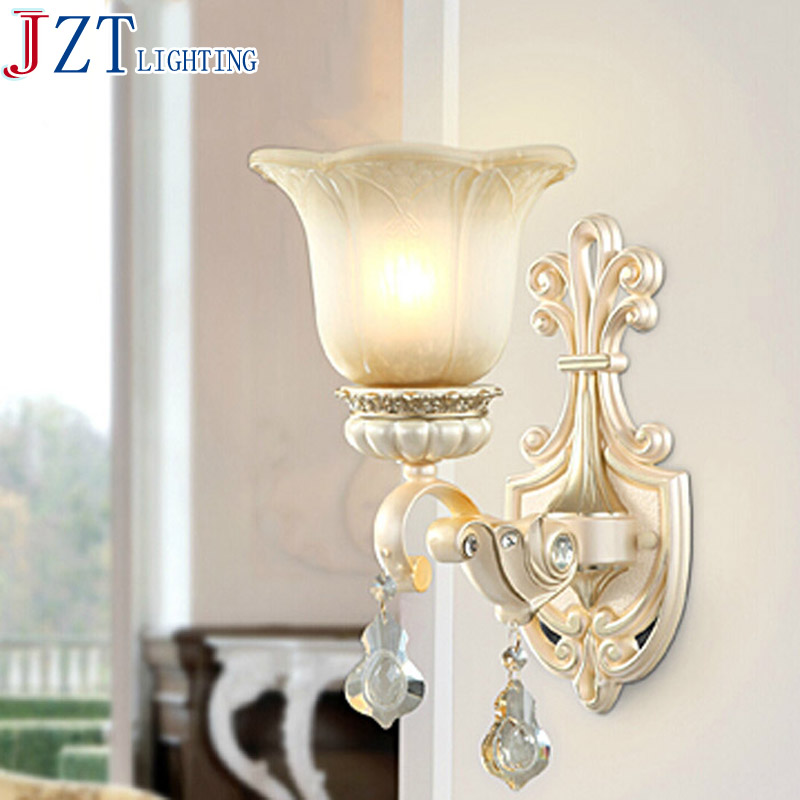 M Double Heads Wall Lamp European Romantic Minimalist Bedroom Bedside Mirror Lighting Staircase Corridor Balcony Wall Lamp vemma acrylic minimalist modern led ceiling lamps kitchen bathroom bedroom balcony corridor lamp lighting study