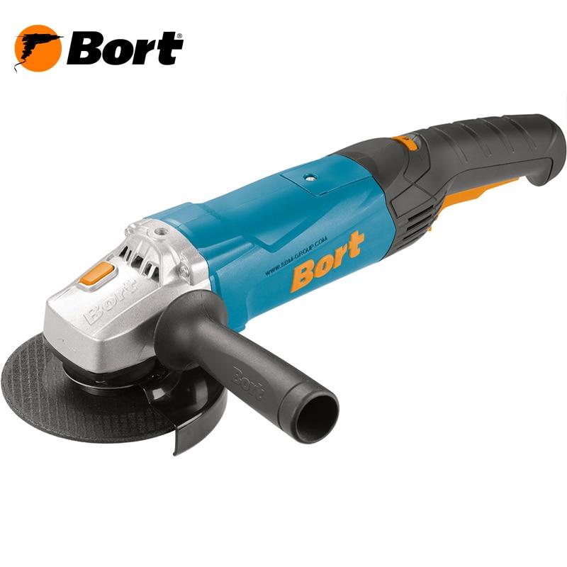 Angle grinder Bort BWS-1200U-SR цена и фото