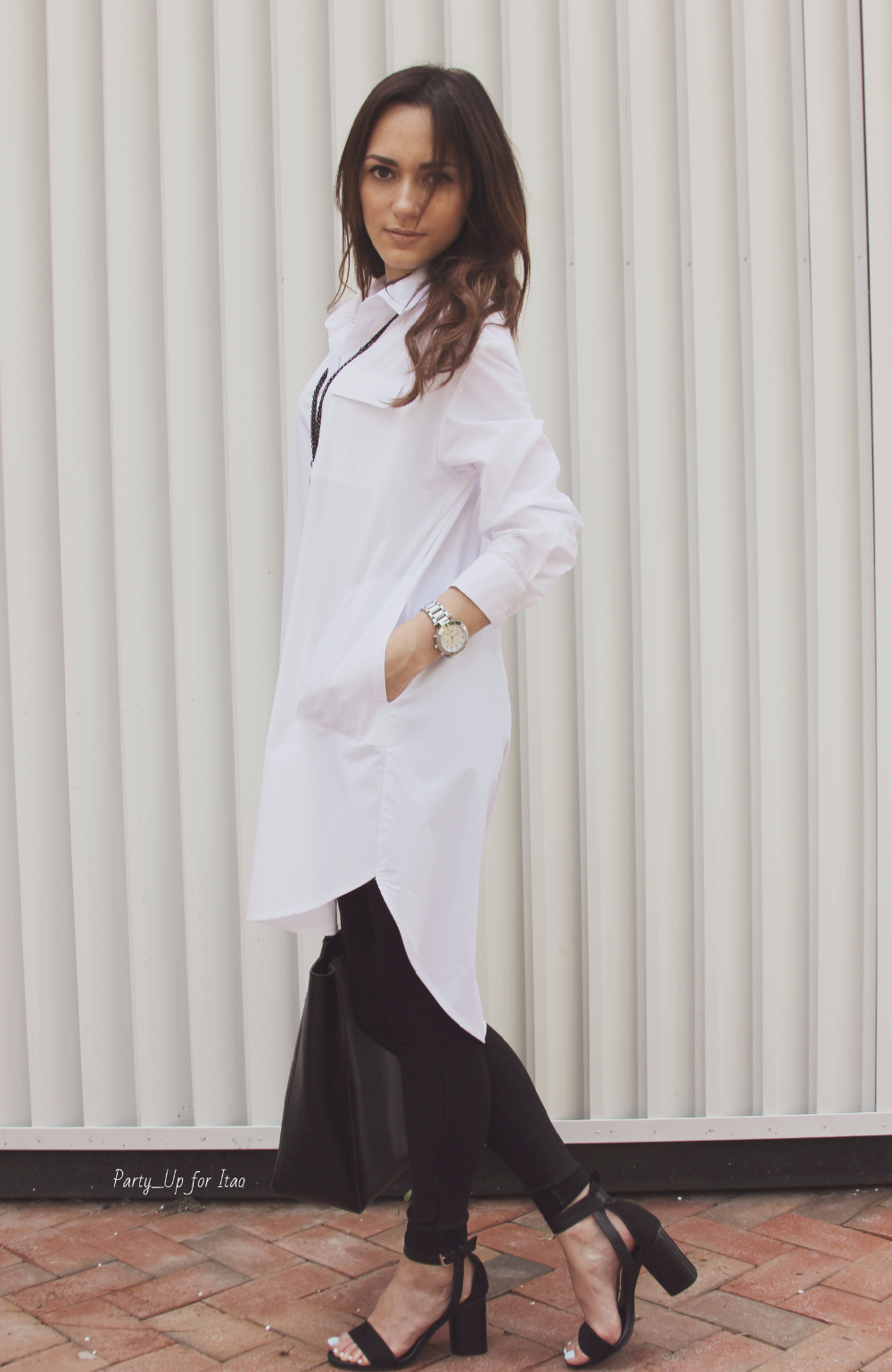 White Shirt Dress Women Boyfriend Style Long Sleeve Dresses Loose Casual Dresses For Women Sexy Loose White Shirting Dress Robe