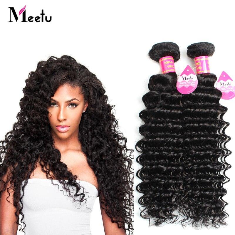 New 8a Deep Wave Brazilian Virgin Hair Style Cheap Aliexpress