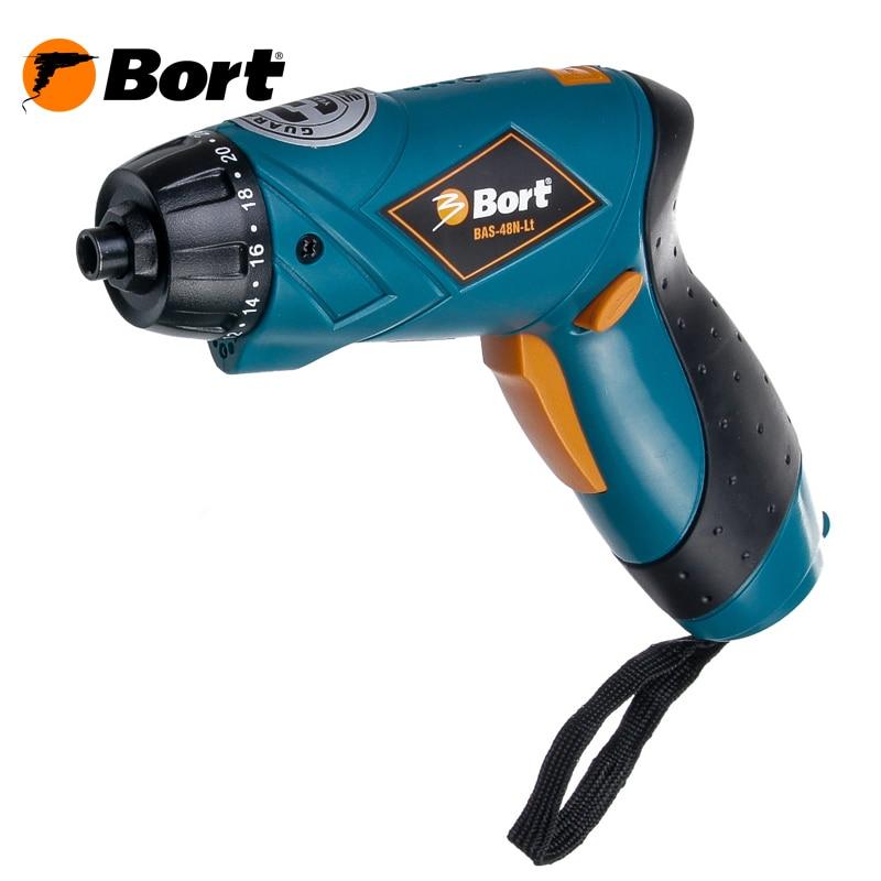 Cordless screwdriver Bort BAS-48N-LT bort bas 36n li
