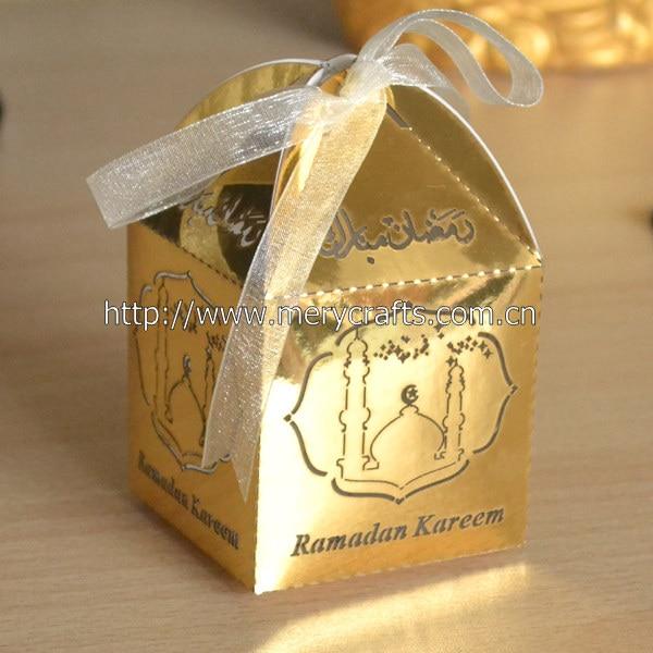 Online Shop Laser cut gold wedding box indian wedding gift wedding ...