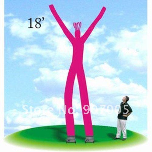AD026 BENAO надувной клоун танцор 10ft-20ft 3 м-6 м Испытание на устойчивость к высокой и надувной шар для продажи