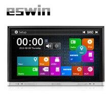 2 Din Bluetoot Radio Audio GPS Navigation Car Auto Stereo 8 Inch DVD Player Support Mutil Langauge AM FM Steering Wheel SD USB