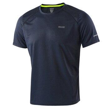 Cuzaekii męska letnia koszulka z krótkim rękawem t-shirt do biegania koszykówka piłka nożna rower jazda na rowerze Jersery odzież sportowa-fluorescencyjny zielony