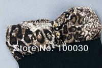 бесплатная доставка новинка вечернее ночной клуб ну watering установлены одного-сократить без жестокой Seal мини леопард груди семьдесят