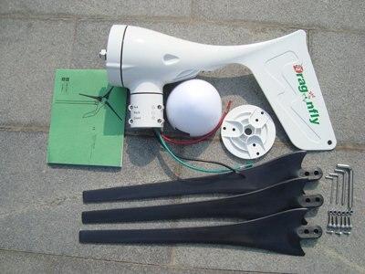 UT82NyEXXXbXXagOFbXP - CE,Russia,RoHS approved Grid tie Dragonfly 550W wind turbine+grid tie 500W inverter !