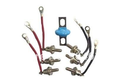 РСК наборы серии диодные на arathon переменного тока, с выпрямительным диодом RSK2001(6 Диод+ 1 выпрямительный диод