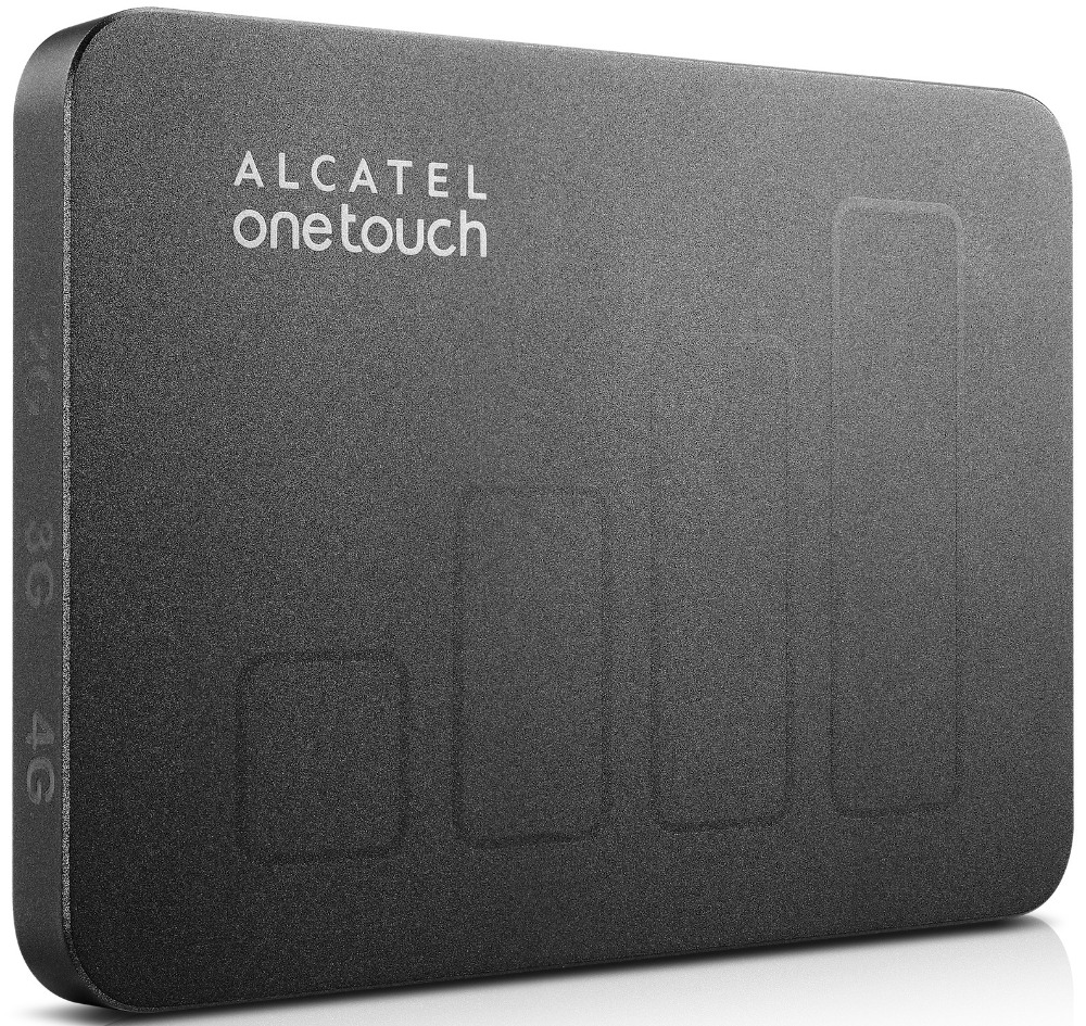 Alcatel Unlocked 4G LTE Y900 Portable Wireless Mobile Wi-Fi 300 Mbps Black
