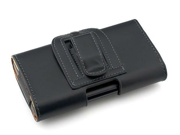 חדש Oukitel K10000 המותניים לתלות Lichee חלק PU עור נרתיק נרתיק חגורה טלפון כיסוי במקרים אביזרים