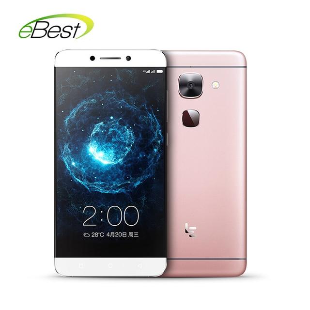 "Original LeEco Le 2 Pro X620 FDD LTE smartPhone MTk Helio X20 Deca Core 5.5"" 4GB RAM Fingerprint 21.0MP mobile phone"
