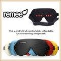 Remee Remy Parche Máscara de Control de Inicio Del Sueño Eyeshade Sueño Sueño Sueños Sueño Lúcido Hombres y Mujeres