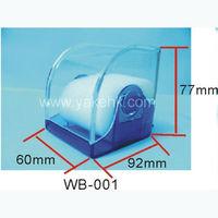 автомобиль форма пластиковые прозрачные часы ящик для кремния розница и опт