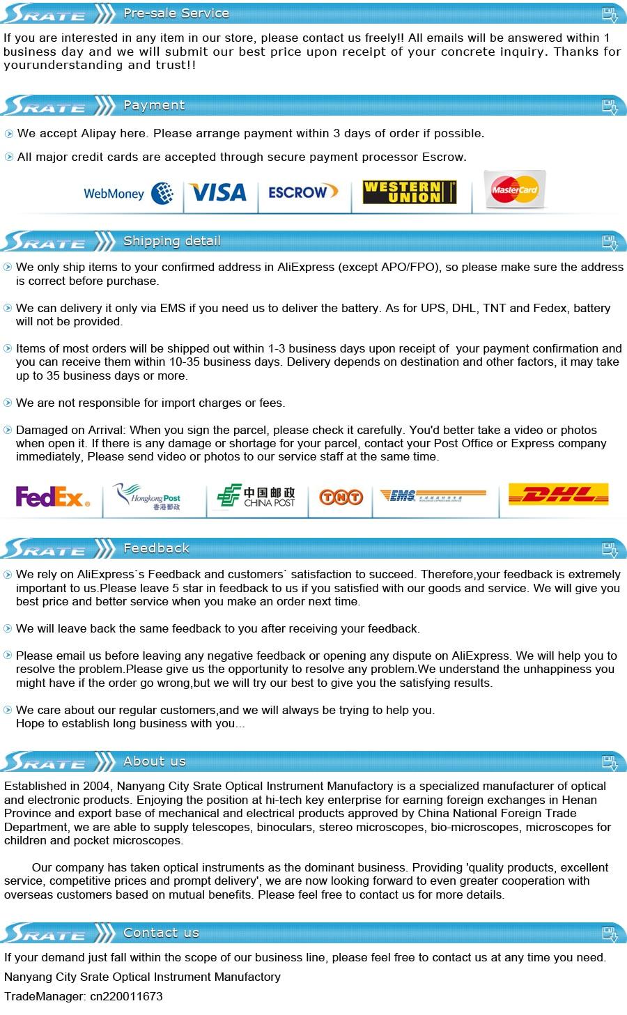 Warranty promise(2)