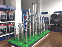 100m Solar Submersible Deep Well Pumps Use Japanese Imported Bearing Vertical Turbine Pump