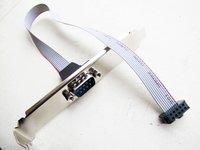 5 шт. материнская плата сом-порт последовательный порт RS232 кабель кронштейн