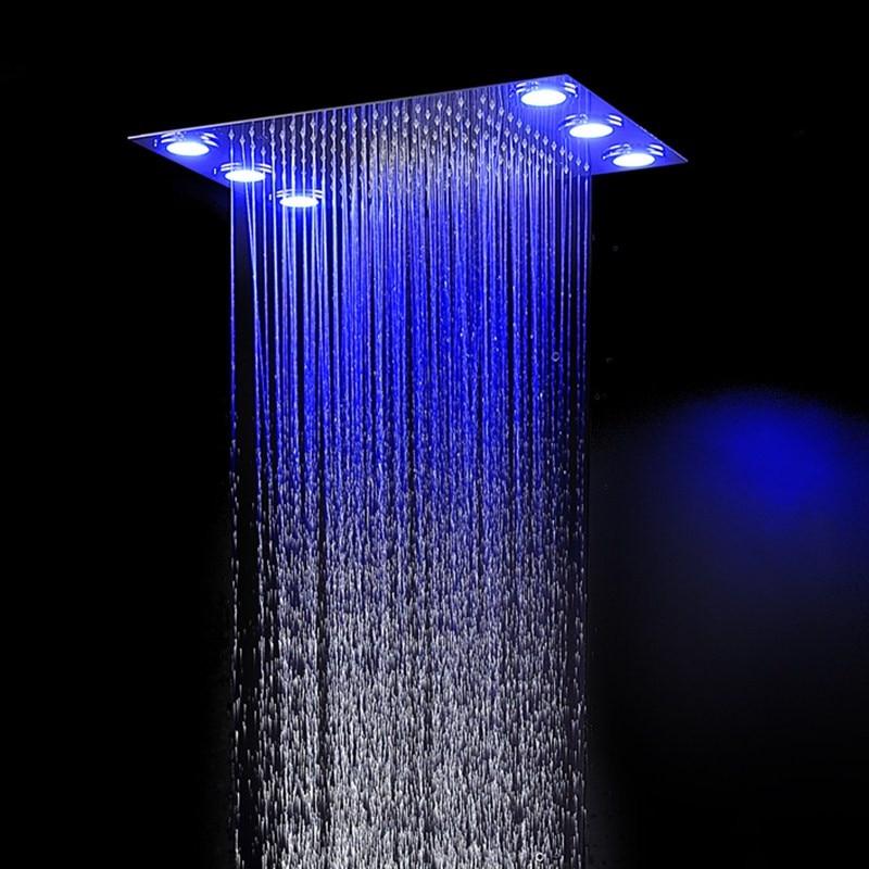 Multiple Shower Head Control