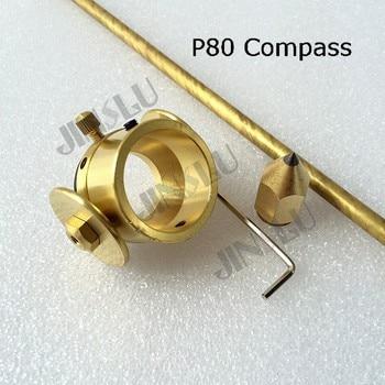 P80 Circinus Roller Guide Wheel COMPASS  Air Plasma Cutting Cutter Torch