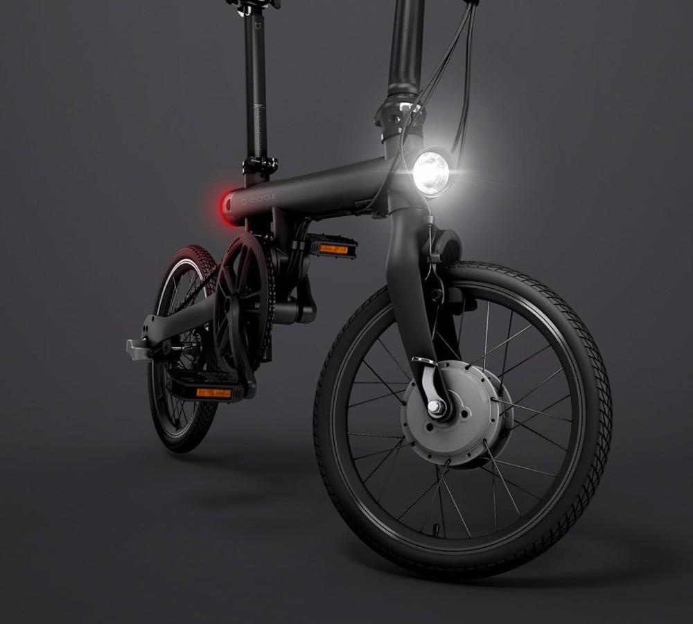 UT82 raX lXXXagOFbX7 - Unique model Mi Qicycle 20KM/H Foldable Bluetooth 4.zero Telephone APP Monitor sensible Electrical Bicycle With 1.8'' Display bike