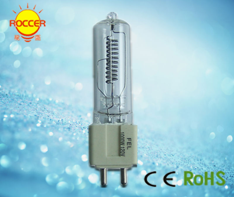 Чаншэн лампочка, оскверненного 120 В 1000 Вт, электронный инфракрасный галогенная лампа отопления вольфрама