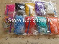 10 комплектов смешать 10 цветов резина ткацкий станок группы комплект вкладыши