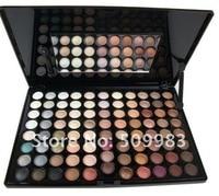 бесплатная доставка - макияж комплект, 88 цвета тени для век, хороший подарок, рождественский подарок