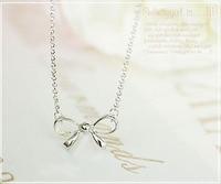 evysxl цена от производителя ювелирные изделия серебро с бантом колье для женщины коллокация платья бесплатная доставка