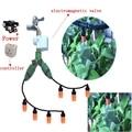 4/7 мм 15 м теплица орошения Aystem распылитель автоматическая система орошения наборы ПОЛИВА МИКРО Спринклер