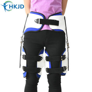Adult Correction Hip Support Hip Abduction Orthosis Brace Support Health Rehabilitation Via Express Free Shipping