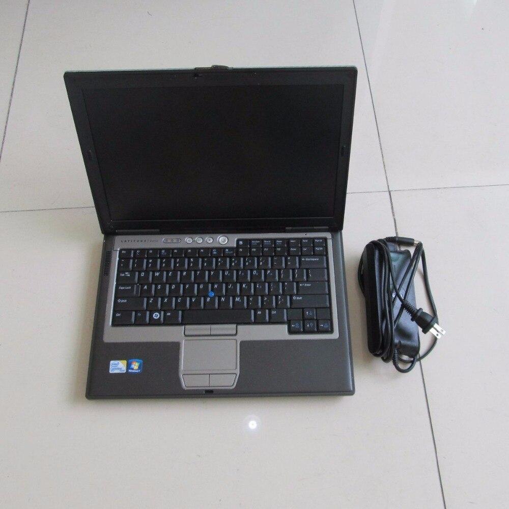 Цена за Для dell d630 ноутбук диагностический PC лучшая цена оперативной памяти 4 г d630 компьютер для автомобиля диагностический звезды c3 mb c4 c5 для bmw icom a2 a3 следующего