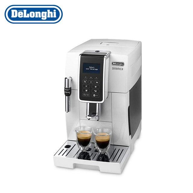 Кофемашина DeLonghi ECAM350.35.W