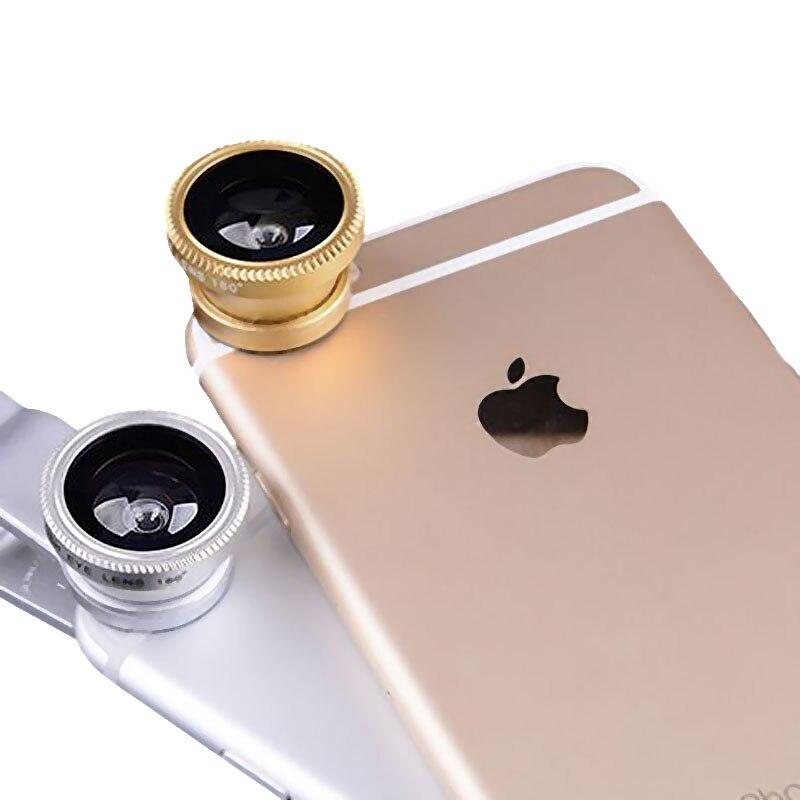 Объективы мобильных телефоноы из Китая