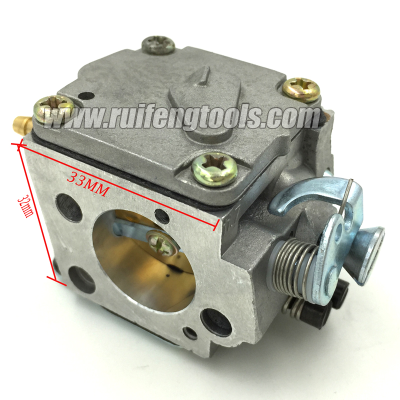 NEW Carburetor To Fit HUSQVARNA 61 268 266 272 XP Chainsaw spare parts new replacement ignition coil for husqvarna 50 51 55 61 254 257 261 262 266 268 272 xp544018401 chainsaw