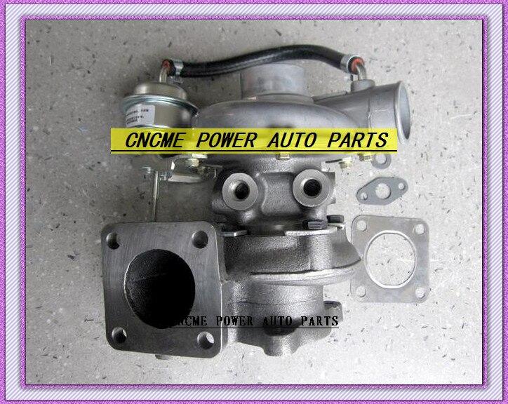 BEST TURBO RHB5 VI58 8944739540 water cooled Turbocharger For Isuzu Trooper PIAZZA 1988-1996 4JB1T 4BD1T 4BD1-T 2.8L D (2)